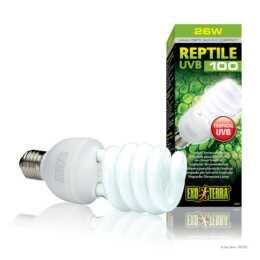 EXOTERRA Reptile UVB 100 (Ampoule électrique)
