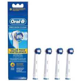 ORAL-B Precision Clean Ersatzaufsteckdüsen (4x)