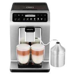 KRUPS Evidence Plus (Nero, Argento, 2.3 l, Macchine caffè automatiche)