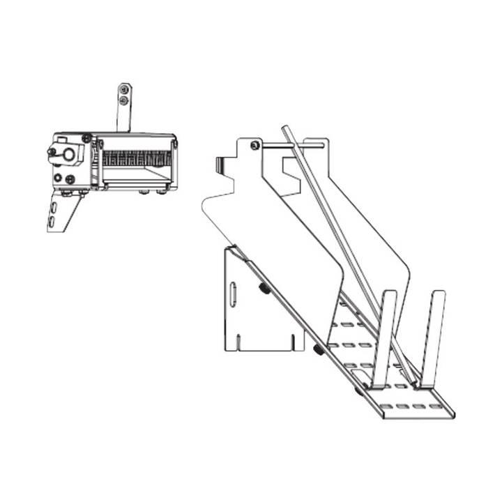 ZEBRA TECHNOLOGIES ZD420d/ZD620d Cutter (Grau)