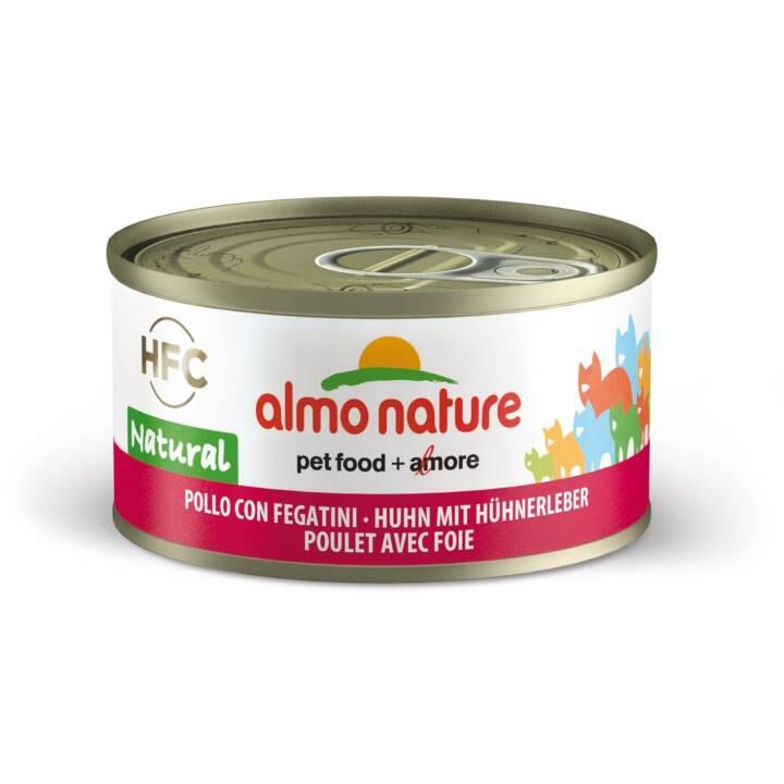 ALMO NATURE HFC Natural (Adult, 70 g, Huhn)