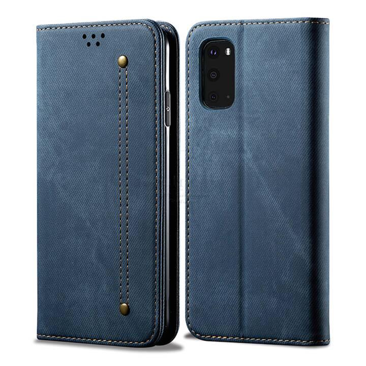 """EG Mornrise Wallet Case für Samsung Galaxy S20 6.2"""" 2020 - dunkelblau"""