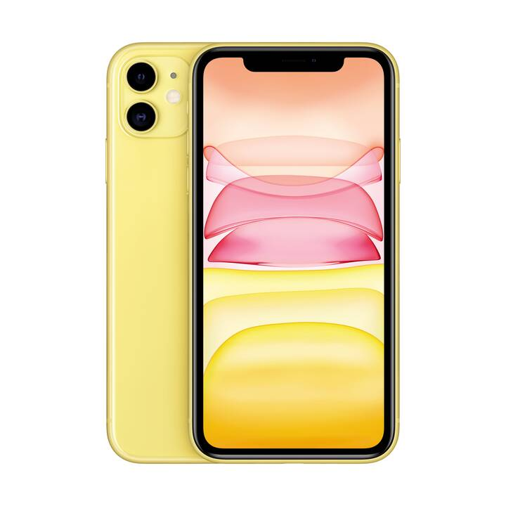 "APPLE iPhone 11 (6.1"", 256 GB, 12 MP, Jaune)"