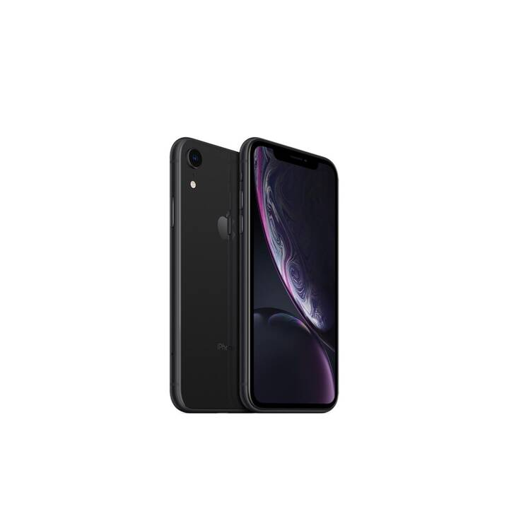 "APPLE iPhone XR (6.1"", 64 GB, 12 MP, Schwarz)"