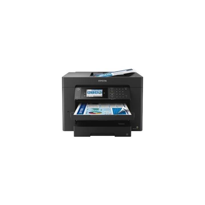 EPSON WorkForce WF-7840DTW (Couleur, WiFi)