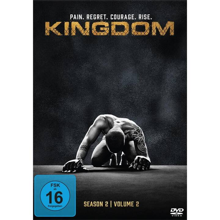 Kingdom - Vol. 2 (DE, EN)