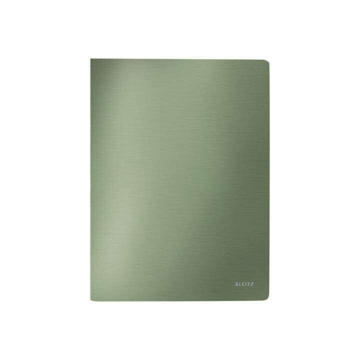 LEITZ livre PP A4 seladon vert
