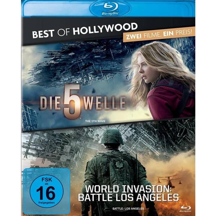 Die 5. Welle / World Invasion: Battle Los Angeles (DE, EN)