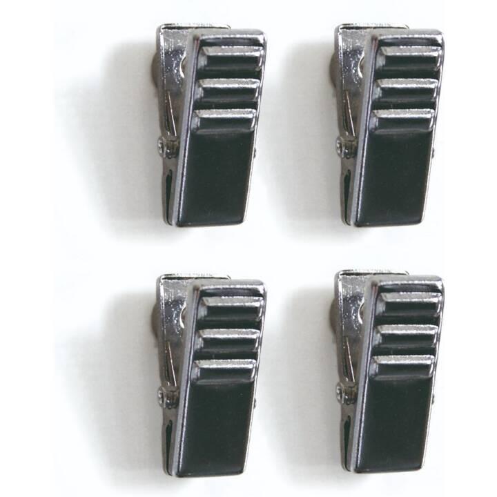 TRENDFORM Clipper Punaises magnétique (4 Pièce)