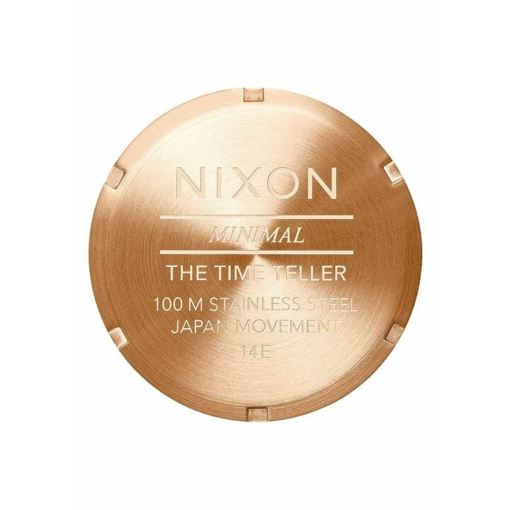 NIXON Time Teller (Analoguhr, 37 mm)