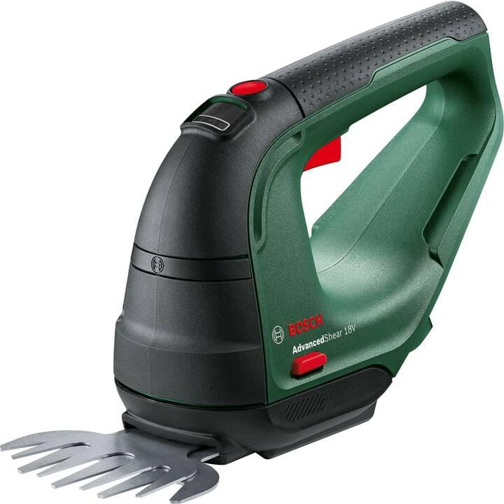 BOSCH Advanced Shear 18 KIT Forbici per erba elettriche (100 mm)