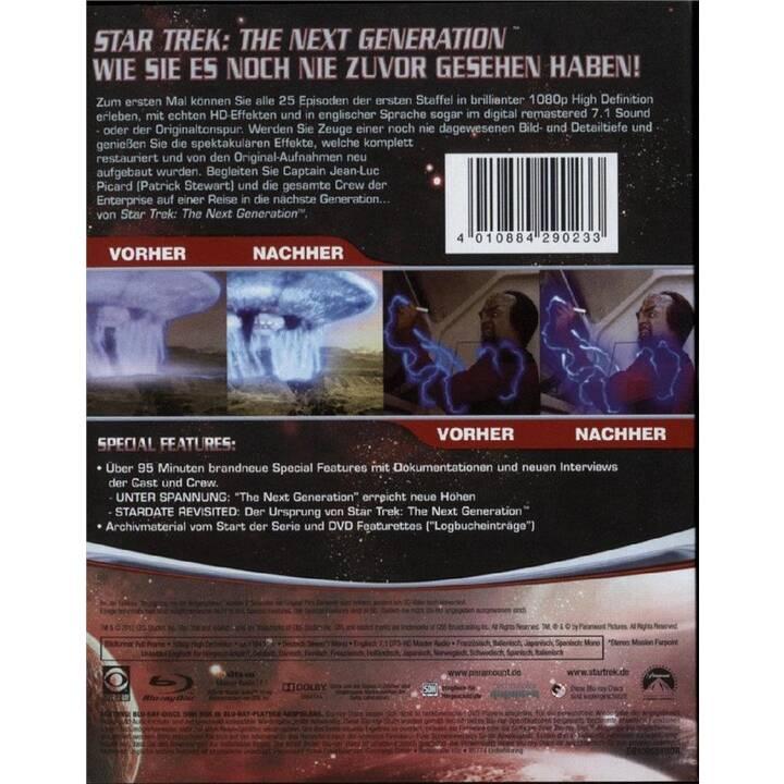 Star Trek - The Next Generation Staffel 1 (DE, EN, ES, JA, FR, IT)