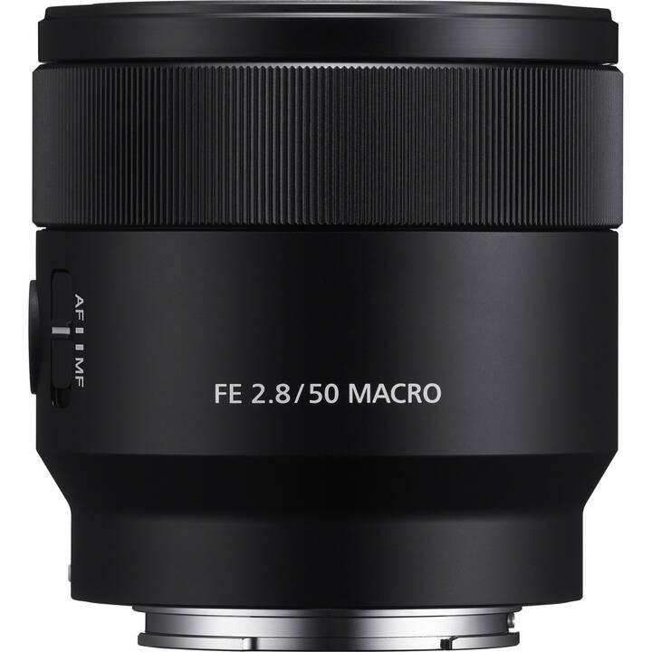 SONY FE 50 mm f/2.8