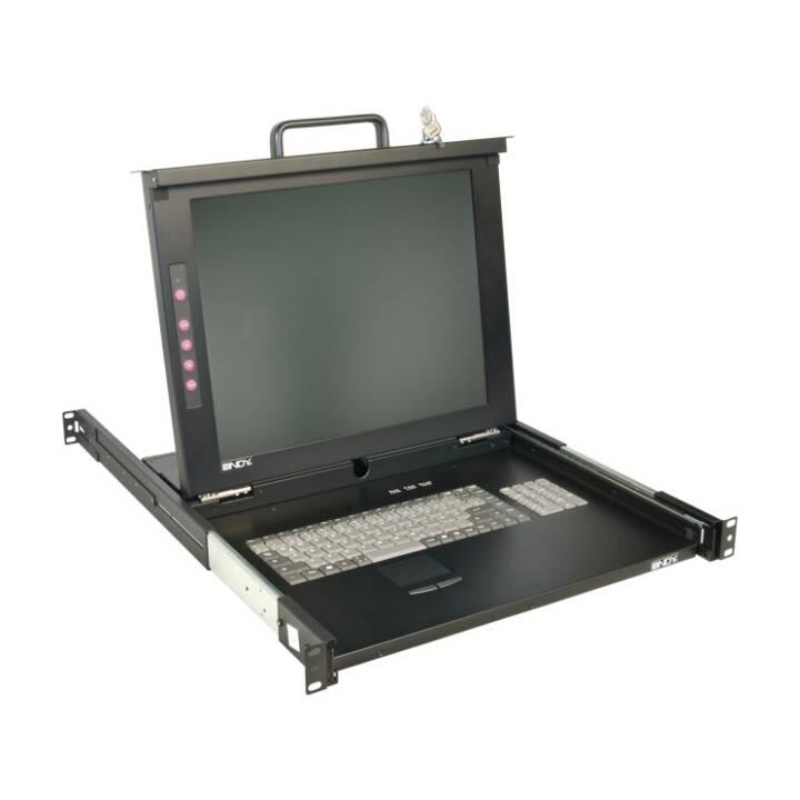 LINDY Terminal KVM Classic U8C