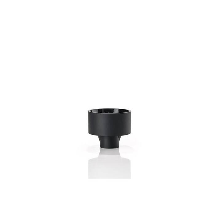 ZONE Filter Singles (Schwarz, 12 cm)