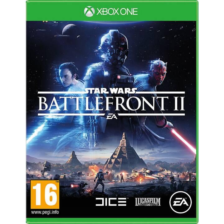 Star Wars - Battlefront II (DE/FR/IT)
