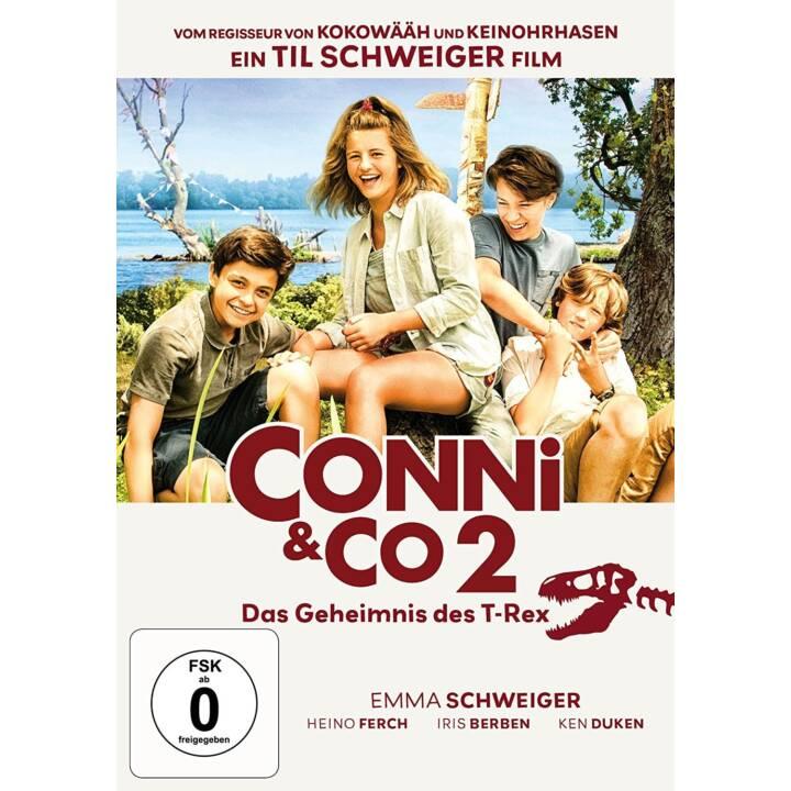 Conni & Co 2 - Le secret du T-Rex