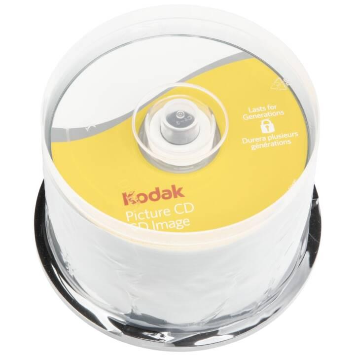 KODAK Picture CD, 50 Stk.