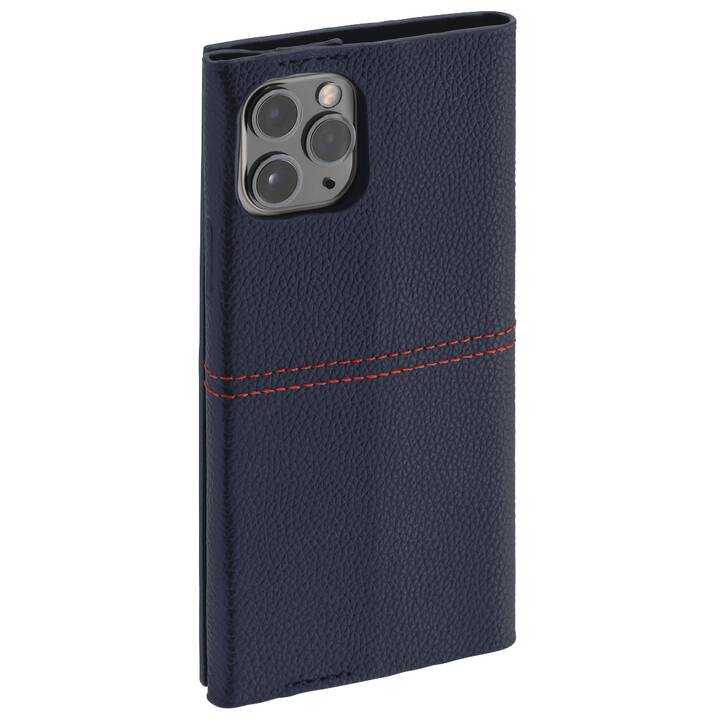 HAMA Flipcover Red Sensation No. 6 (iPhone 11 Pro Max, Blu, Rosso)
