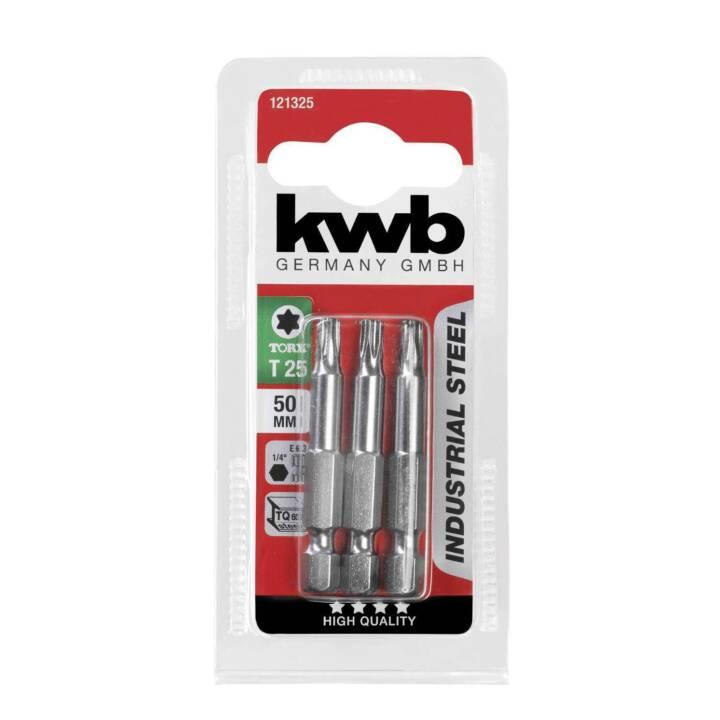 KWB Bit-Set (3 Stück)