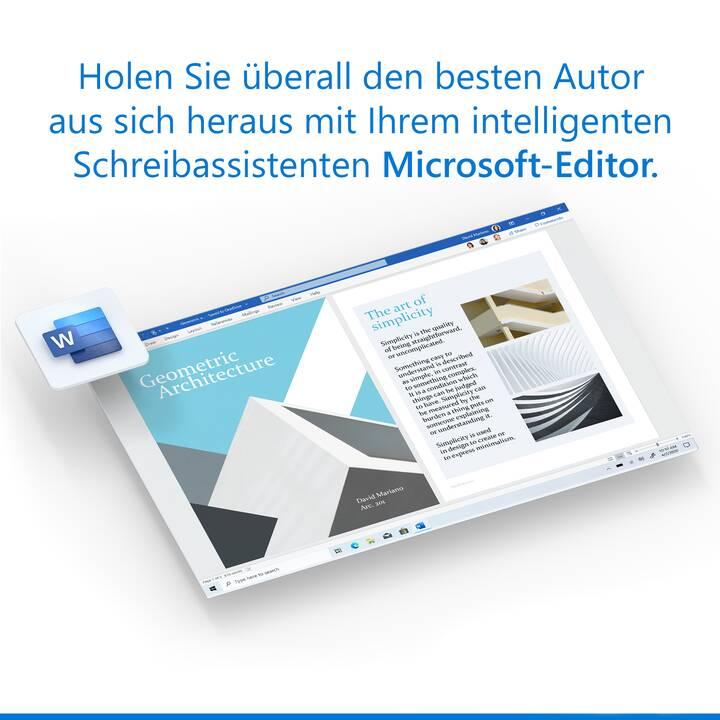 MICROSOFT 365 Business Standard (Abo, 1x, 1 Jahr, Deutsch)