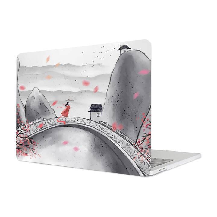 "EG MTT Housse pour Macbook Air 11"" (2010/2011 - 2014/2015) - Peinture"