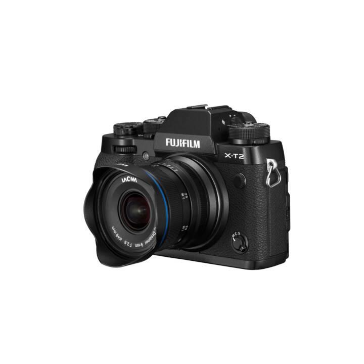 LAOWA 9mm f/2.8 Zero-D Canon EF-M SLR Ultraweitwinkelobjektiv Schwarz