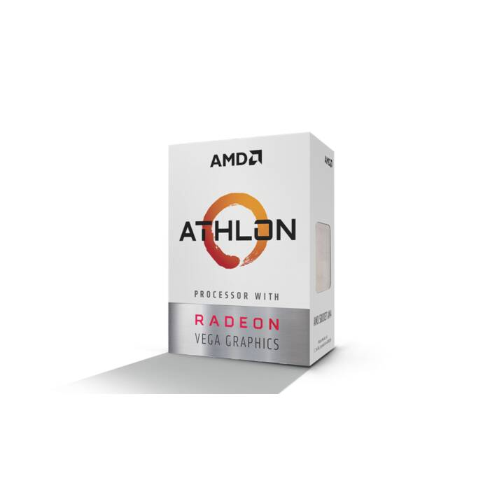 AMD AMD Athlon 200GE (AM4, 3.2 GHz)