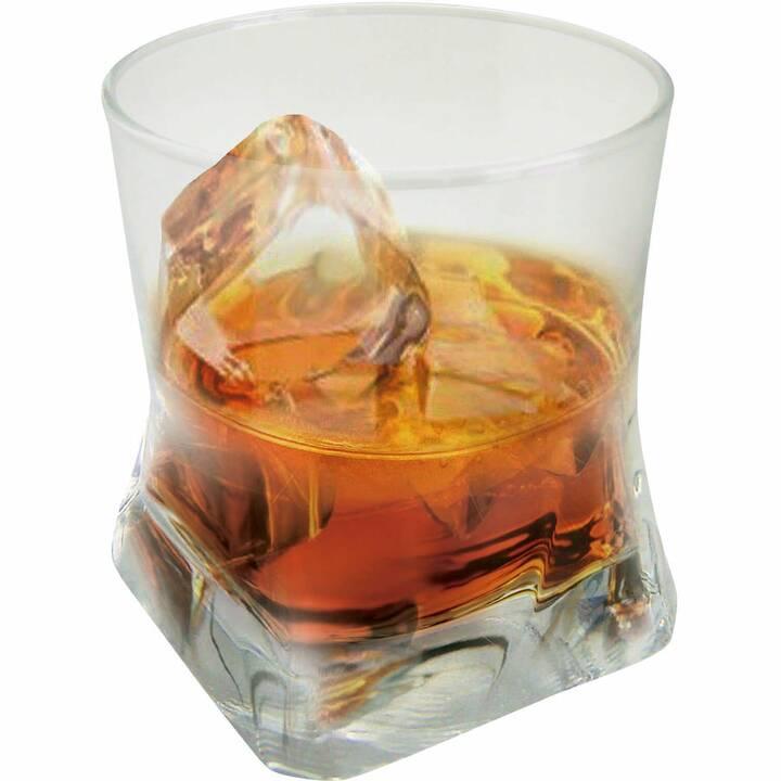 LIVIQUE Verre à whisky Wine & more (3 pièce)