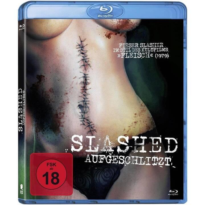 Slashed - Aufgeschlitzt (DE, EN)