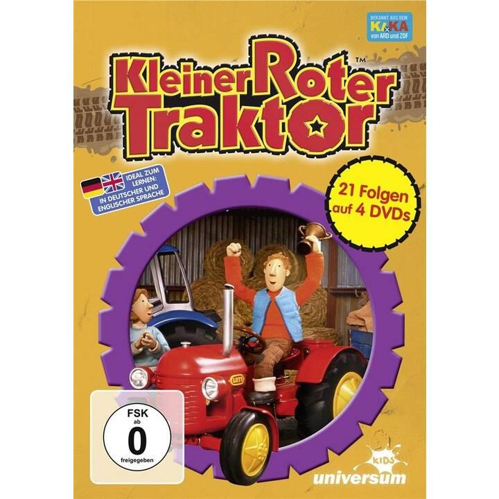 Kleiner Roter Traktor 9-12 Stagione 9 Stagione 10 Stagione 11 Stagione 12 (DE, EN)