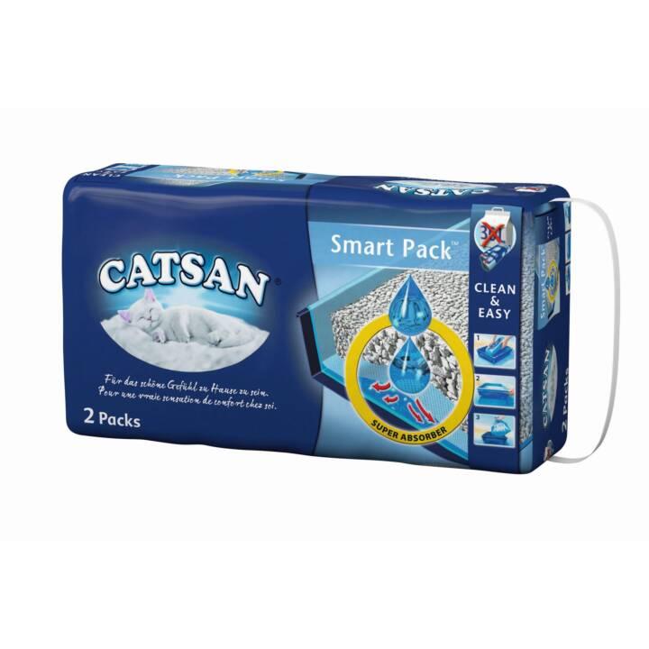 CATSAN Hygiene Plus Katzenstreu (8 l)