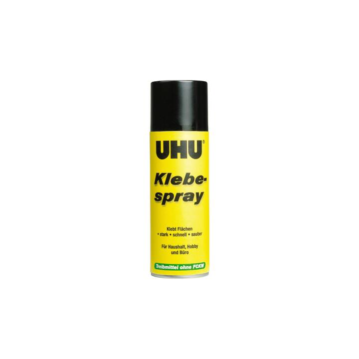 Colle en spray UHU