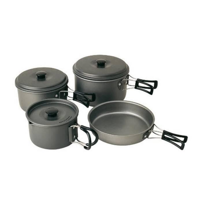 CAMPINGAZ Ustensiles de cuisine outdoor (Argent, 2.3 l, 1.5 l, 1 l)