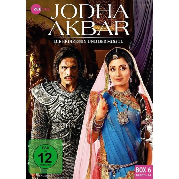 Jodha Akbar - Die Prinzessin und der Mog (DE)