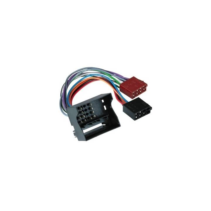 HAMA Faisceau de câbles de l'adaptateur pour véhicule HAMA
