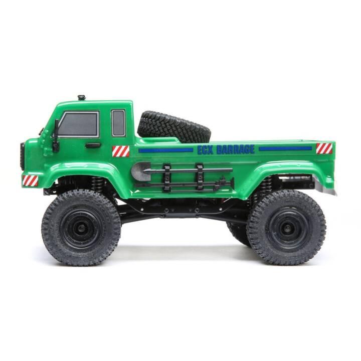 ECX Scale Crawler Barrage UV 4WD FPV RTR Grün