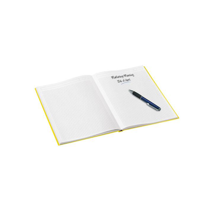 LEITZ Notizbuch Wow (A5, Kariert)