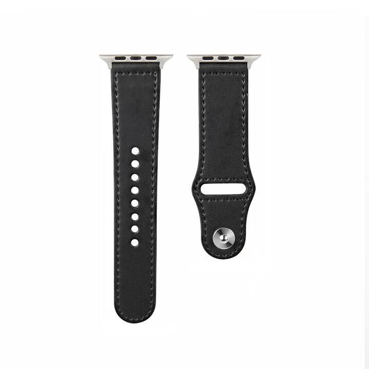 EG MTT cinturino per Apple Watch 42 mm / 44 mm - nero