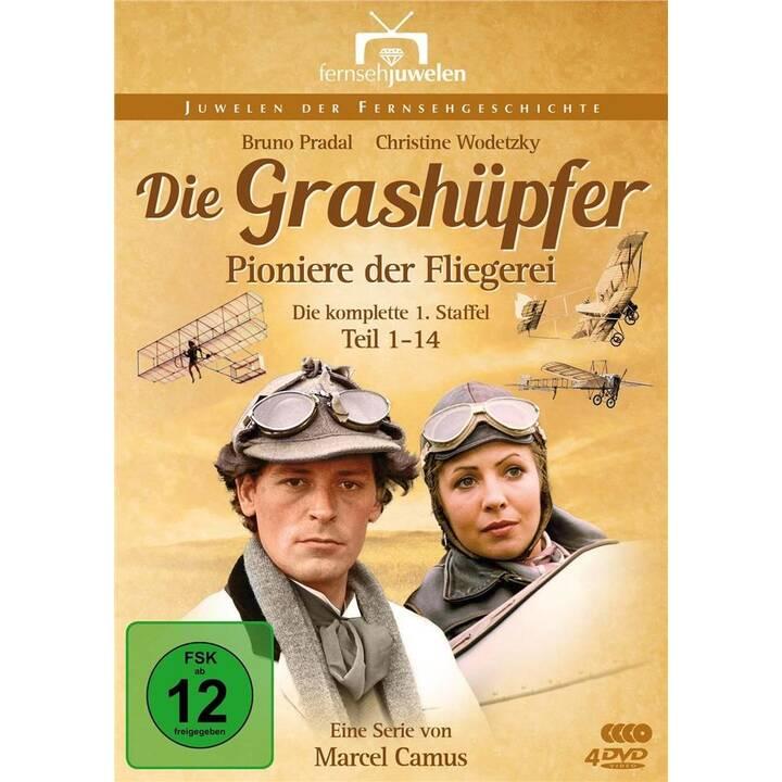 Die Grashüpfer - Pioniere der Fliegerei Saison 1 (DE)