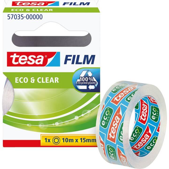 TESA Klebeband Eco & Clear (10 m)