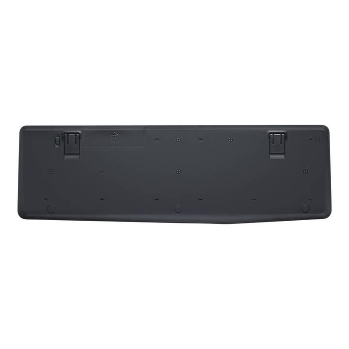 LOGITECH K375s (USB, BEL, Sans fil)