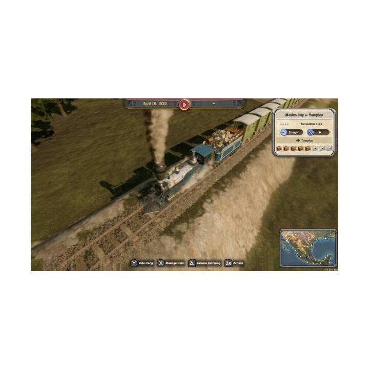 Railway Empire (FR)