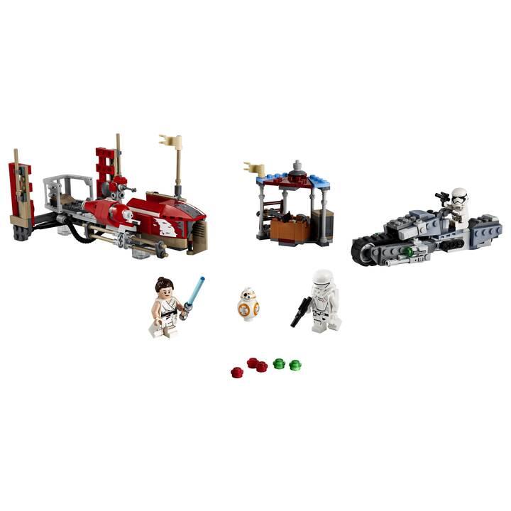 LEGO Star Wars La course-poursuite en speeder sur Pasaana (75250)