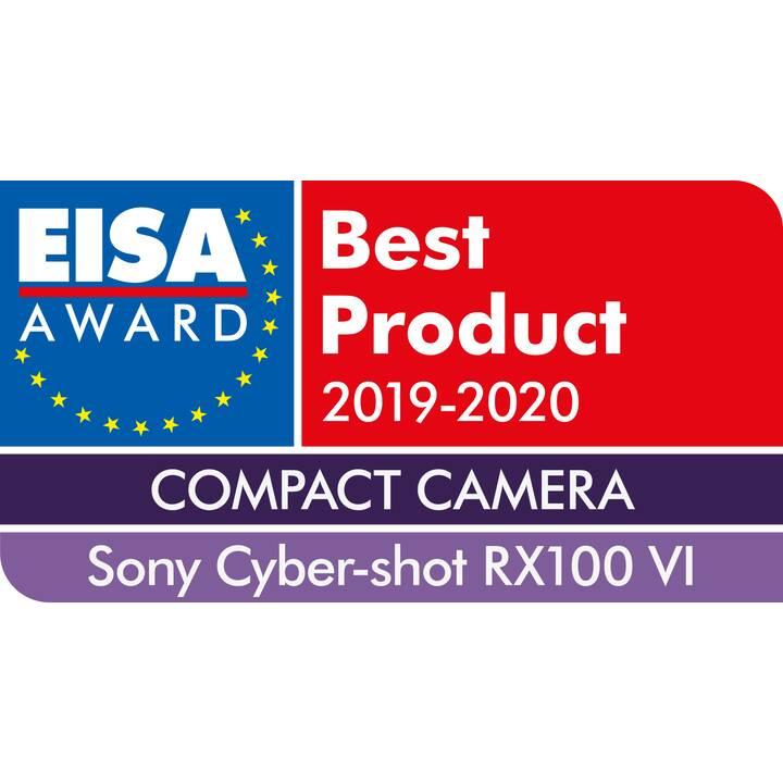 SONY Cyber-shot 4K Premium Compact DSC-RX100 VI (20.1 MP)