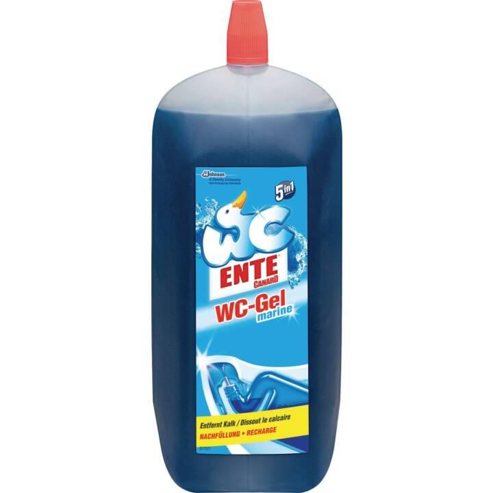 WC-ENTE Détergent pour WC 5 in 1 (0.75 l)