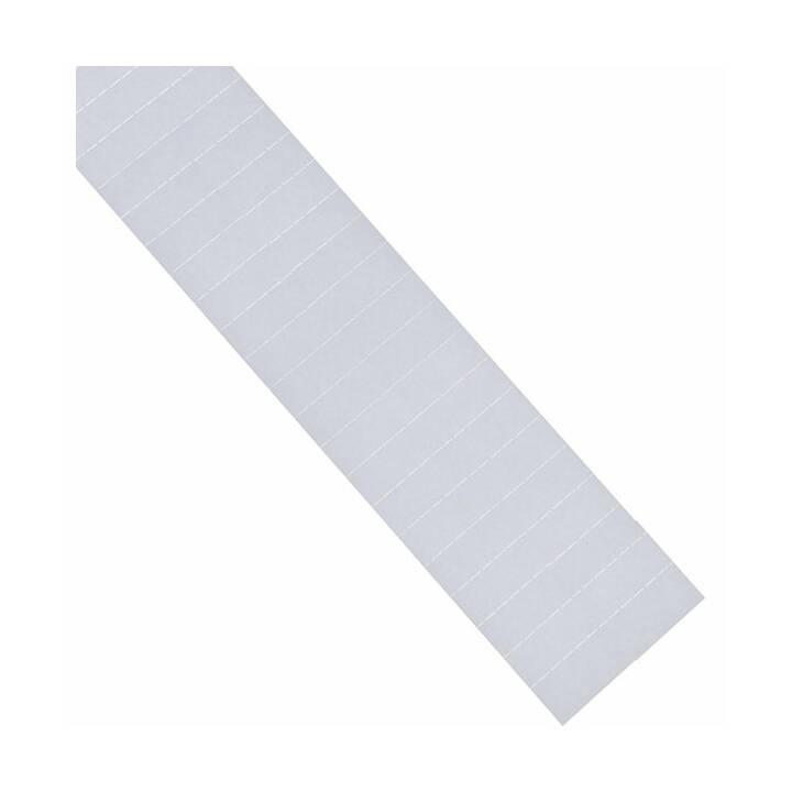 MAGNETOPLAN Einsteckschilder (Weiss, 575 Stück)
