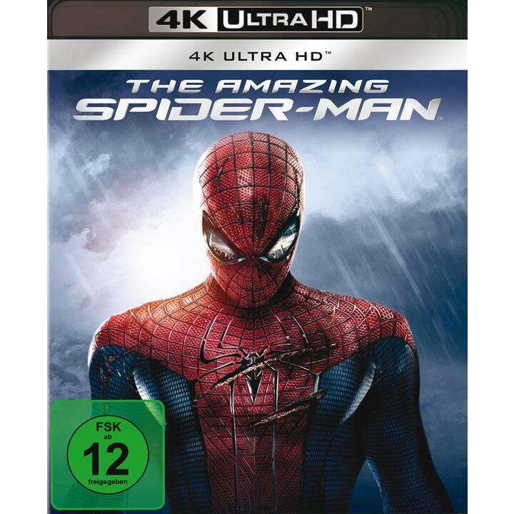 The Amazing Spider-Man (4K Ultra HD, DE, EN, FR, IT, JA, PT, RU, ES)