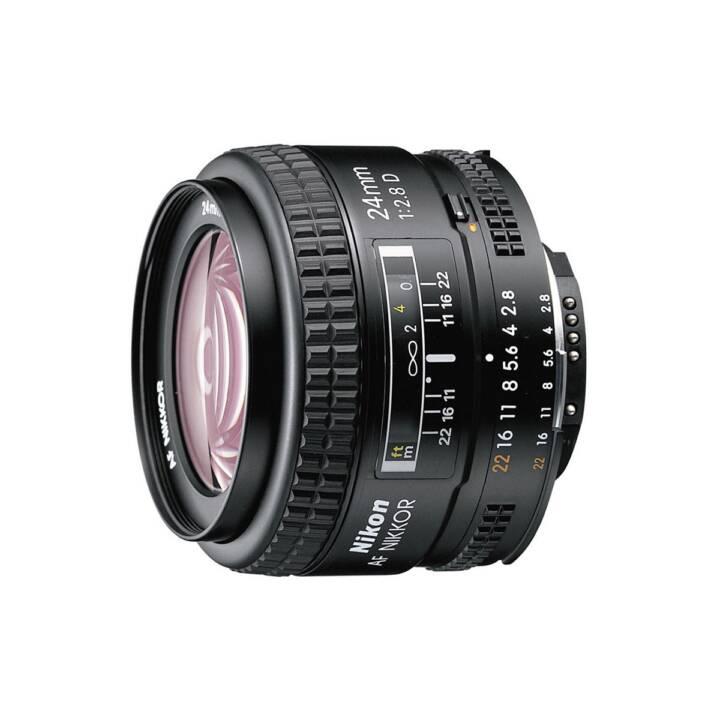 NIKON AF Nikkor 24mm f/2.8 D SLR