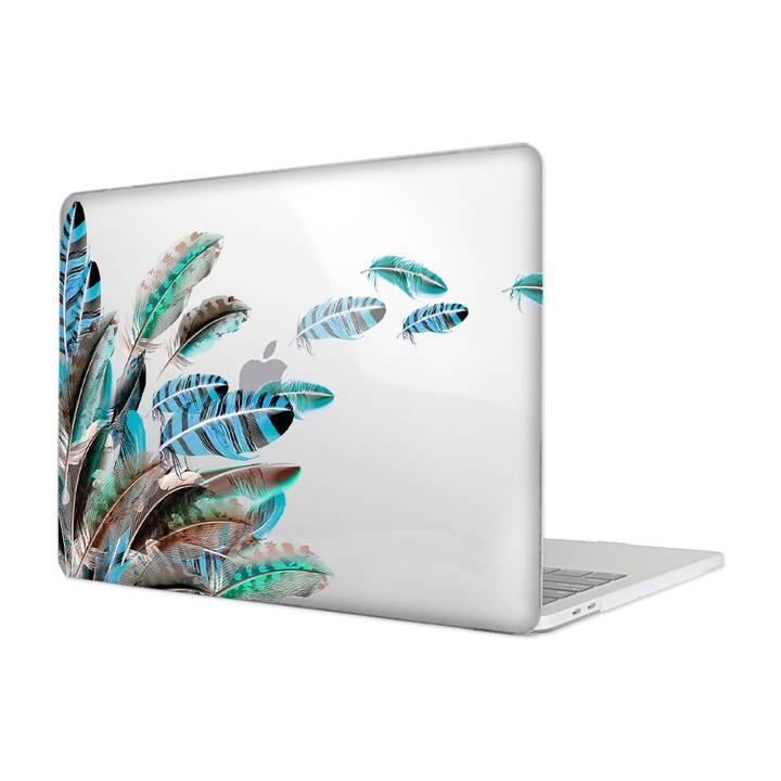 "EG MTT Fodera per Macbook Pro 15"" CD ROM (2010 - 2012) - Piume"